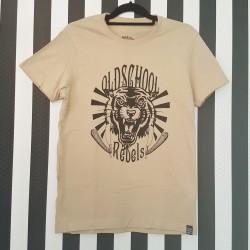 "Unisex Shirt ""Oldschool..."