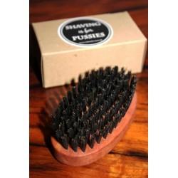 Bartbürste Holz