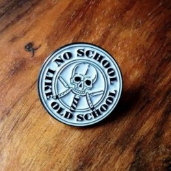 "Pin ""Oldschool"""