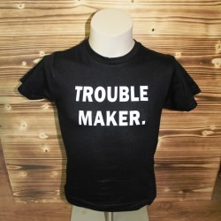 "Kids Shirt ""Troublemaker"""