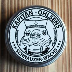 """Schnauzer-Wachs """"Kapitän..."""