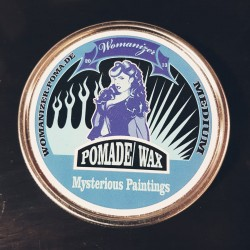 "Pomade ""Mysterious Paintings"""