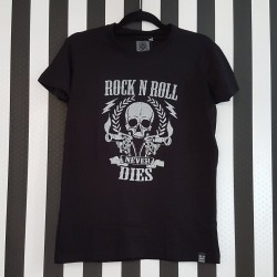 "unisex Shirt ""Never dies"""