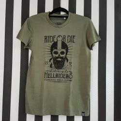 "unisex Shirt ""Ride or Die"""