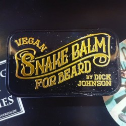 "Beard Balm ""Dick Johnson"""