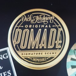 "Pomade ""Dick Johnson"""